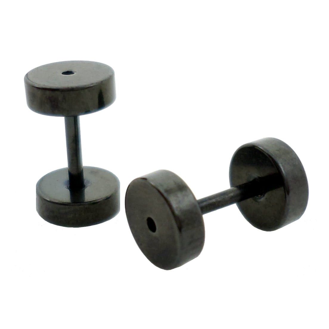 Brinco Masculino Estilo Alargador - 6 mm  (PAR)